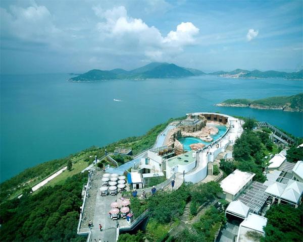 香港海洋公园 值得花一整天时间来玩的公园