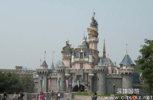 香港迪士尼乐园攻略 香港自由行攻略